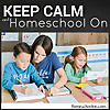 Keep Calm and Homeschool On Podcast