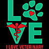I Love Veterinary