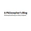 A Philosopher's Blog