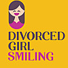 Divorced Girl Smiling