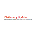 Dictionary Update