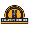 German Shepherd Man