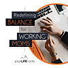 Redefining Balance   Podcast For Working Christian Moms