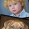 Portrait painting blog