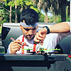 Réparation de drones de course