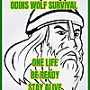 Odin's wolf Survival