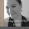 Living with PTSD & MS