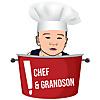 Chef & Grandson