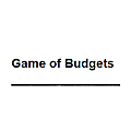 Game of Budgets