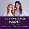 The 4 Phase Cycle Podcast with Zesty Ginger | Hormone Balance | Women's Health | Mindset