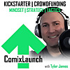 ComixLaunch | Crowdfunding for Writers, Artists & Self-Publishers