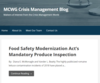 MCWG Crisis Management Blog