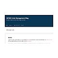 MCWG Crisis Management Blog