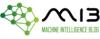 MIB   Machine Intelligence Blog