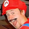 Super Mario Busker