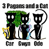 3 Pagans and a Cat