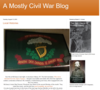 A Mostly Civil War Blog