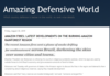 Amazing Defensive World