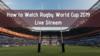 RWC 2019 Live Stream