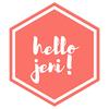 HelloJeni!