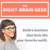 THE RIGHT-BRAIN GEEK