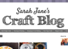 Sarah Jane's Craft Blog