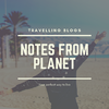 Notes from Planet