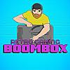 Retro Gaming Boombox