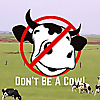 Don't Be a Cow!