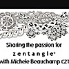 Sharing the passion for Zentangle