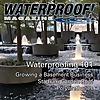 WATERPROOF! Magazine
