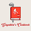 Gayathiri's Cookbook