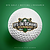 DFS On Demand | Fantasy Golf on DraftKings