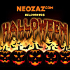 NEOZAZ Celebrates Halloween
