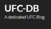 UFC-DB