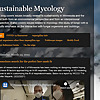 Sustainable Mycology