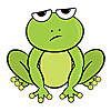 Green and Grumpy