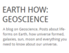 Earth How: Geoscience