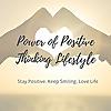 Power of Positive Thinking Lifestyle