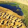 Postcards of UNESCO world heritage sites
