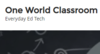 One World Classroom