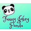 Funny Jokey Panda