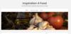 Inspiration 4 Food