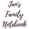Jan's Family Notebook