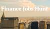 Finance Jobs Hunt