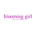 the blooming girl