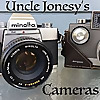 Uncle Jonesy's Cameras