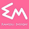 Easy Muggulu Rangoli Designs