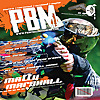 PBM Paintball Magazine