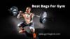 Gym Bag Hub